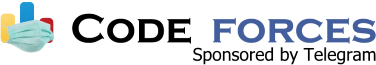 Make Codeforces not Coronaforces